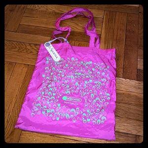 LeSportsac collectible tote bag